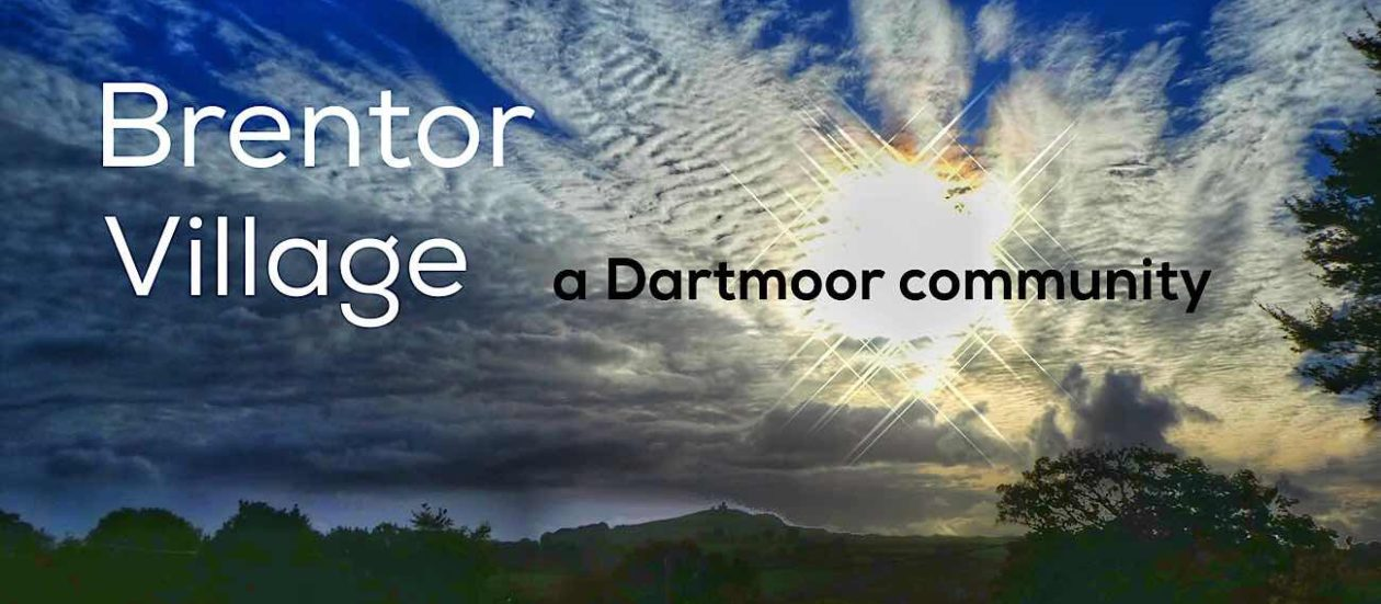Brentor Village – A Dartmoor Community