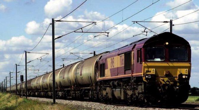 Main line railway through Brentor?